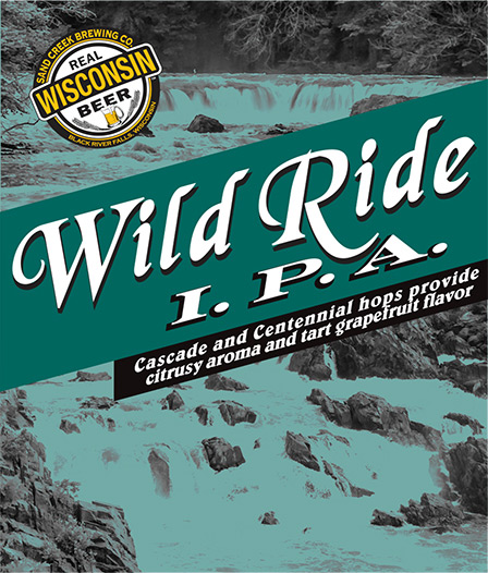 Wild Ride India Pale Ale
