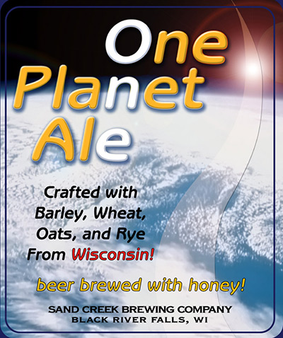 One Planet Ale