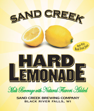 Sand Creek Hard Lemonade