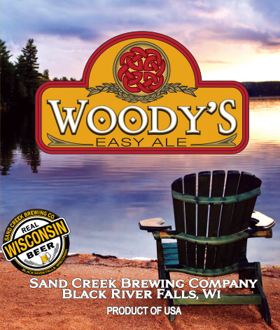 Woody's Easy Ale